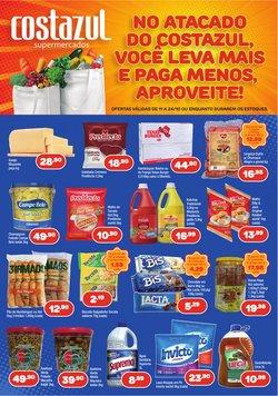 Ofertas de Supermercados no catálogo Costazul Supermercados (  6 dias mais)