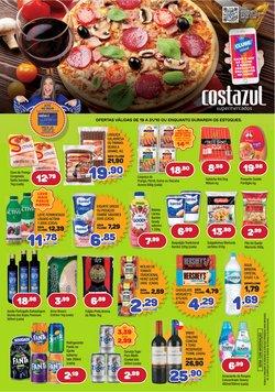 Ofertas de Supermercados no catálogo Costazul Supermercados (  Publicado hoje)