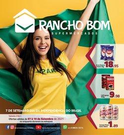 Ofertas de Rancho Bom Supermercados no catálogo Rancho Bom Supermercados (  Vence hoje)