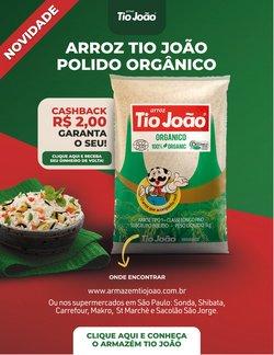 Ofertas de Supermercados no catálogo Tio João (  20 dias mais)