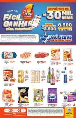 Ofertas de Supermercados Jaù Serve no catálogo Supermercados Jaù Serve (  Publicado ontem)
