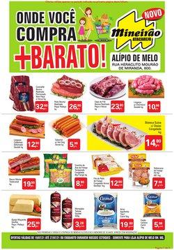 Ofertas de Supermercados no catálogo Mineirão Atacarejo (  Vence hoje)