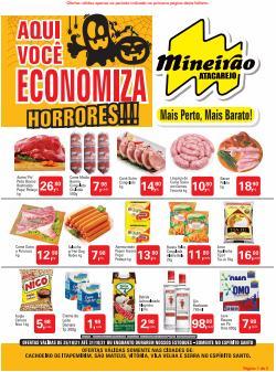 Ofertas de Mineirão Atacarejo no catálogo Mineirão Atacarejo (  3 dias mais)