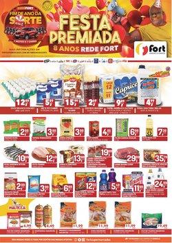 Catálogo Fort Supermercados (  Mais de um mês)