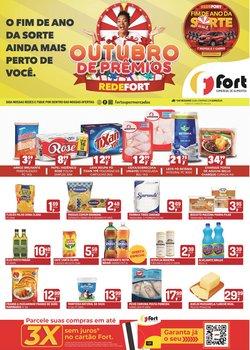 Catálogo Fort Supermercados (  Publicado hoje)