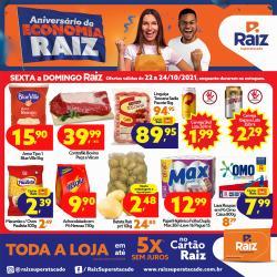 Catálogo Raiz Superatacado (  Vence hoje)