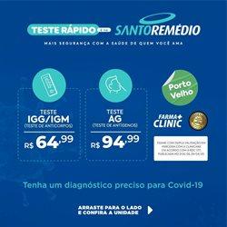 Catálogo Drogarias Santo Remédio ( Vencido )