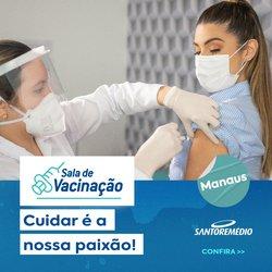Ofertas Farmácias e Drogarias no catálogo Drogarias Santo Remédio em Campinas ( 16 dias mais )