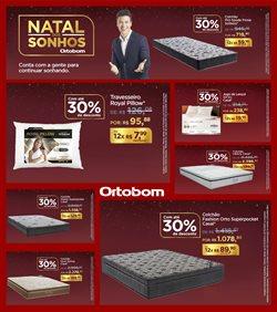Ofertas Casa e Decoração no catálogo Ortobom em Olinda ( Publicado ontem )