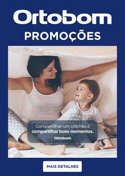 Ofertas de Casa e Decoração no catálogo Ortobom (  Vence hoje)