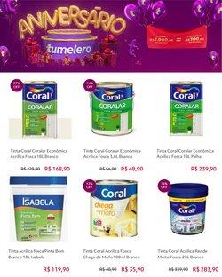 Ofertas de Tumelero no catálogo Tumelero (  Válido até amanhã)