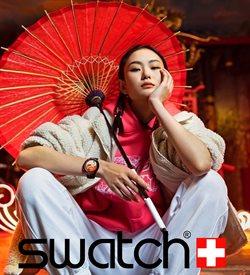 Catálogo Swatch ( Mais de um mês )