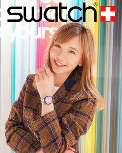 Catálogo Swatch (  Mais de um mês)