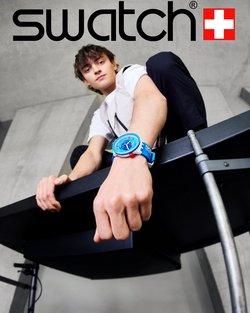 Ofertas de Relógios e Joias no catálogo Swatch (  Mais de um mês)