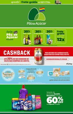 Ofertas de Supermercados no catálogo Pão de Açúcar (  Publicado ontem)