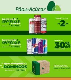Ofertas de Pão de Açúcar no catálogo Pão de Açúcar (  4 dias mais)