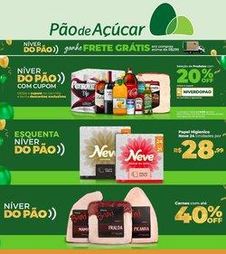 Ofertas de Supermercados no catálogo Pão de Açúcar (  Válido até amanhã)