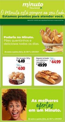 Catálogo Pão de Açúcar (  Vence hoje)