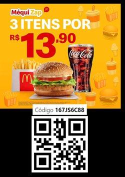 Catálogo McDonald's ( Publicado a 3 dias )