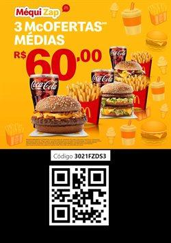 Ofertas de Cola em McDonald's