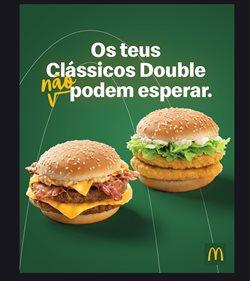 Catálogo McDonald's ( Mais de um mês )