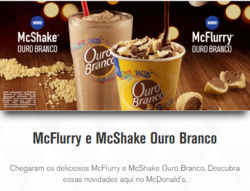 Promoção de Restaurantes, lanchonetes no folheto de McDonald's em Nossa Senhora do Socorro