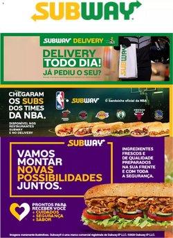 Catálogo Subway (  Válido até amanhã)