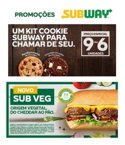 Catálogo Subway (  Mais de um mês)