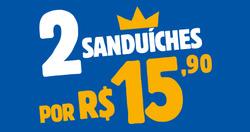 Cupom Burger King em Novo Hamburgo ( Válido até amanhã )