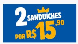 Cupom Burger King em Joinville ( 20 dias mais )