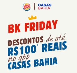 Cupom Burger King em São Paulo ( 7 dias mais )