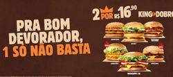 Cupom Burger King em Recife ( Publicado ontem )