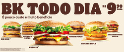 Cupom Burger King em Itabuna ( 3 dias mais )