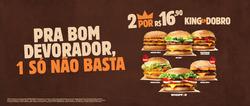 Cupom Burger King em Itabuna ( Publicado ontem )