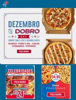Catálogo Domino's Pizza ( Vencido )