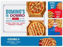 Ofertas Restaurantes no catálogo Domino's Pizza em Jaboatão dos Guararapes ( 2 dias mais )