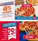Ofertas Restaurantes no catálogo Domino's Pizza em Canoas ( Válido até amanhã )