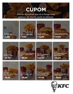 Catálogo KFC ( Vence hoje )