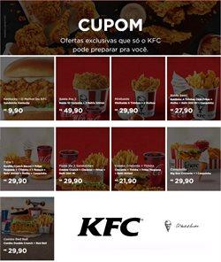 Ofertas de Restaurantes no catálogo KFC (  Publicado hoje)