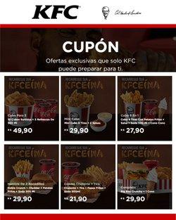 Ofertas de KFC no catálogo KFC (  2 dias mais)