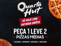 Cupom Pizza Hut em Belém ( Publicado ontem )
