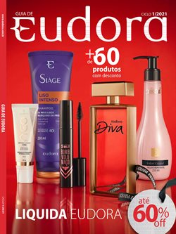 Ofertas de máscaras no catálogo Eudora (  7 dias mais)