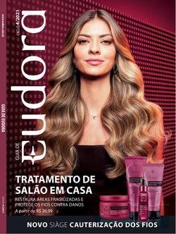 Ofertas Perfumarias e Beleza no catálogo Eudora em Recife ( Publicado ontem )