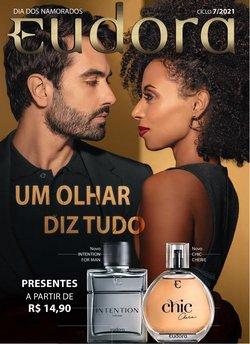 Ofertas de Perfumarias e Beleza no catálogo Eudora (  Vence hoje)