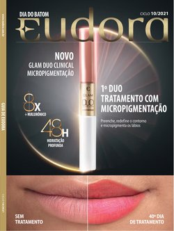 Ofertas de Perfumarias e Beleza no catálogo Eudora (  25 dias mais)