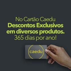 Ofertas de Roupa, Sapatos e Acessórios no catálogo Caedu (  Válido até amanhã)