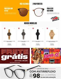 Ofertas Óticas no catálogo Chilli Beans em Porto Alegre ( 6 dias mais )