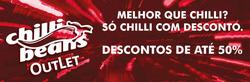 Promoção de Óticas e centros auditívos no folheto de Chilli Beans em Belém