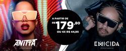 Promoção de Óticas e centros auditívos no folheto de Chilli Beans em Goiânia