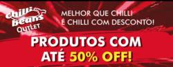 Promoção de Óticas e centros auditívos no folheto de Chilli Beans em Mauá